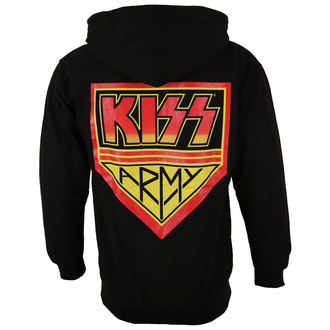 hoodie men's Kiss - ARMY - PLASTIC HEAD, PLASTIC HEAD, Kiss