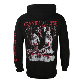 hoodie men's Cannibal Corpse - BUTCHERED AT BIRTH - PLASTIC HEAD, PLASTIC HEAD, Cannibal Corpse