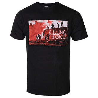 t-shirt metal men's Killing Joke - FIRST ALBUM - PLASTIC HEAD, PLASTIC HEAD, Killing Joke