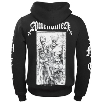 Men's hoodie AMENOMEN - POPE AND DEATH - OMEN085CR
