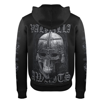 Men's hoodie VICTORY OR VALHALLA - VIKING, VICTORY OR VALHALLA