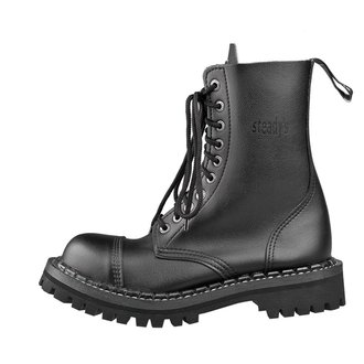 leather boots men's - STEADY´S, STEADY´S