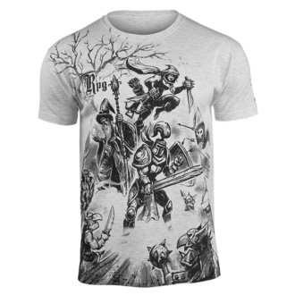 t-shirt men's - Vikings Gods RPG - ALISTAR, ALISTAR