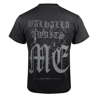 Men's t-shirt VICTORY OR VALHALLA - SKULL, VICTORY OR VALHALLA
