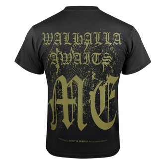 Men's t-shirt VICTORY OR VALHALLA - THOR'S FIGHT, VICTORY OR VALHALLA