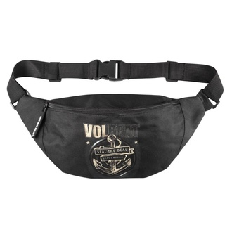 Bag (bum bag/ hip pack) VOLBEAT - SEAL THE DEAL - BUVOLSEA01