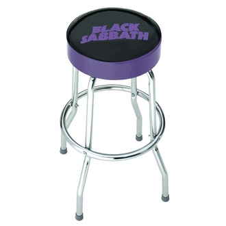 Bar stool BLACK SABBATH - LOGO, NNM, Black Sabbath