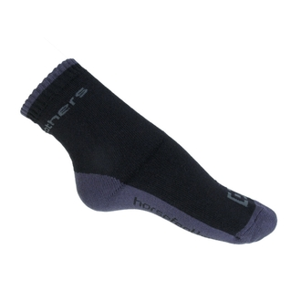socks Horsefeathers - Prep - Black