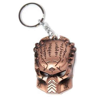 Key Ring (Pendant) PREDATORS - Wolf Helmet - GOALINDKC001
