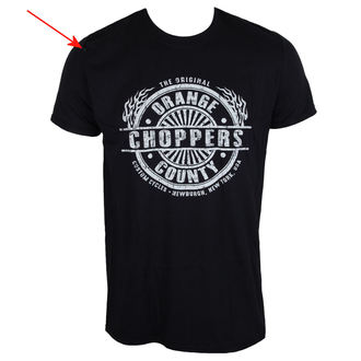 t-shirt men's - Circle Stamp - ORANGE COUNTY CHOPPERS, ORANGE COUNTY CHOPPERS