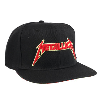 Cap Metallica - Jump In The Fire - Black, NNM, Metallica
