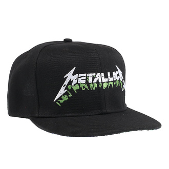 Cap Metallica - Creeping Death - Black, NNM, Metallica