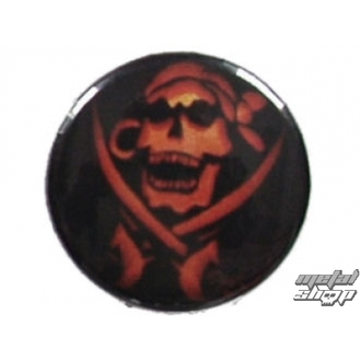badge small - RRR - Skull 5 (130)