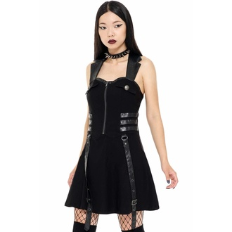 Women's dress KILLSTAR - Psy-Ops - BLACK - KSRA002420