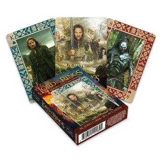 playing cards Lord of the Rings - Heroes and Villains, NNM