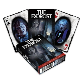 playing cards The Exorcist, NNM, Exorcist
