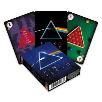 playing cards Pink Floyd - Dark Side Of The Moon, NNM, Pink Floyd