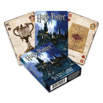 playing cards Harry Potter - Wizarding World, NNM