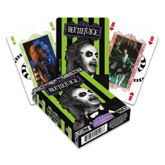 playing cards Beetlejuice, NNM, Beetlejuice
