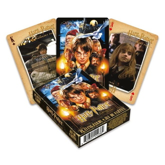playing cards Harry Potter - Sorcerer's Stone, NNM
