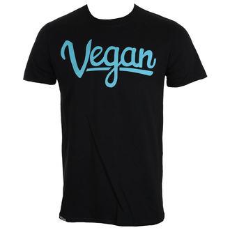 t-shirt men's - Vegan Letters - COLLECTIVE COLLAPSE, COLLECTIVE COLLAPSE