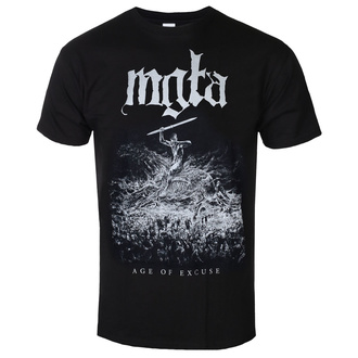 t-shirt metal men's Mgła - Age of excuse - MASSACRE RECORDS, MASSACRE RECORDS, Mgła