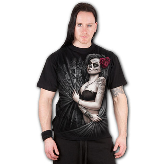 t-shirt men's - DEAD LOVE - SPIRAL - M030M101