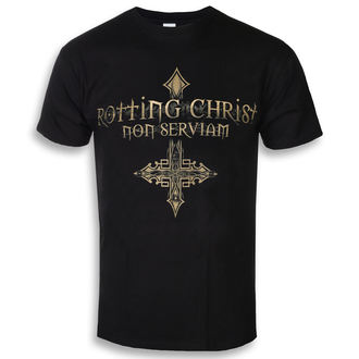t-shirt metal men's Rotting Christ - Non Serviam - RAZAMATAZ, RAZAMATAZ, Rotting Christ