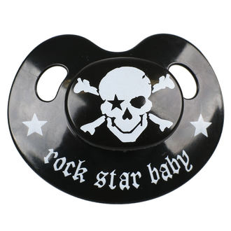 Pacifier ROCK STAR BABY - Pirate - 90223