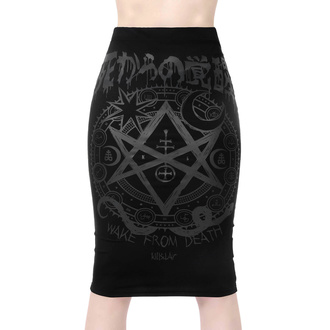 Women's skirt KILLSTAR - Resurrection, KILLSTAR