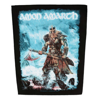 patch large AMON AMARTH - JOMSVIKING - RAZAMATAZ, RAZAMATAZ, Amon Amarth