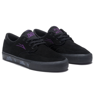 shoes Lakai x Black Sabbath - Master of Reality - Riley 3 - black suede - ms4200094a03-blksd
