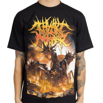 t-shirt metal men's Thy Art Is Murder - Hate - INDIEMERCH, INDIEMERCH, Thy Art Is Murder