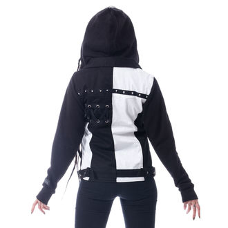 Women´s jacket Vixxsin - ROCKSTAR - BLACK/WHITE, VIXXSIN