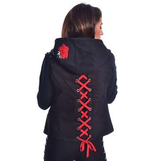 Women´s jacket VIXXSIN - ROOSA ROSE - BLACK, VIXXSIN