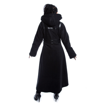 Women's coat VIXXSIN - ROSEMARY - BLACK, VIXXSIN