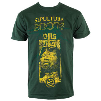 t-shirt metal men's Sepultura - Roots 30 Years - NUCLEAR BLAST - 24516_TS