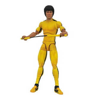 Action figure Bruce Lee - Yellow Jumpsuit, NNM, Bruce Lee
