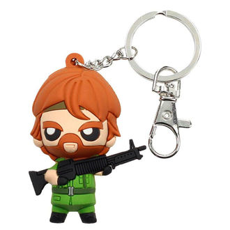 Key ring Chuck Norris - Missing in Action, NNM, Chuck Norris