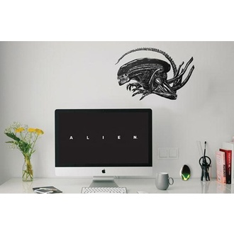 Wall stickers Alien, NNM, Alien