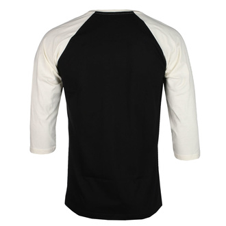 Men's shirt with 3/4 sleeves EUROPE - FINAL COUNTDOWN - BLACK / ECRU - GOT TO HAVE IT, GOT TO HAVE IT, Europe