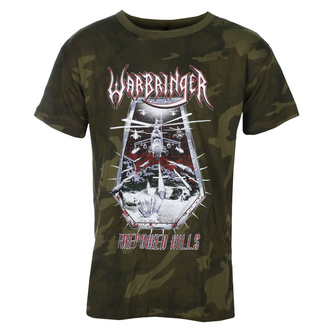 Metal T-Shirt men's Warbringer - Firepower Kills - NAPALM RECORDS, NAPALM RECORDS, Warbringer