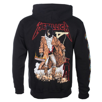 hoodie men Metallica - Executioner - The Unforgiven- Black, NNM, Metallica