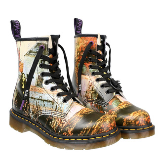 boots DR. MARTENS - 8 holes - 1460 BLACK SABBATH - LP BLACK SABBATH, Dr. Martens, Black Sabbath