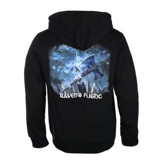 Men's hoodie AMON AMARTH - RAVEN'S FLIGHT - BLACK - PLASTIC HEAD, PLASTIC HEAD, Amon Amarth