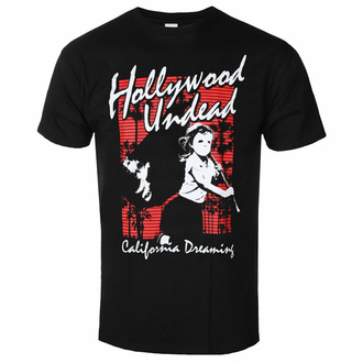 Men's t-shirt HOLLYWOOD UNDEAD - DREAMING SUNSET - PLASTIC HEAD - PHD12267