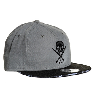 Cap SULLEN - PRUDENTE-ETERNAL - GREY/BLACK, SULLEN