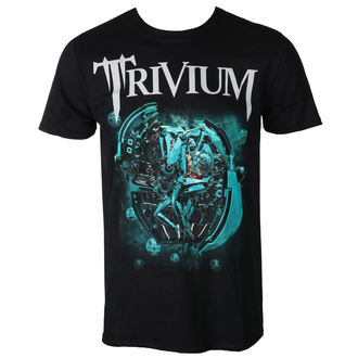 t-shirt metal men's Trivium - ORB - PLASTIC HEAD, PLASTIC HEAD, Trivium