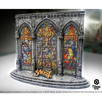 Decoration Ghost - On Tour Series Collectible Statue / Diorama Stage - KNUCKLEBONZ, KNUCKLEBONZ, Ghost