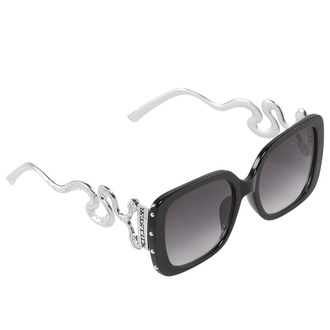Sunglasses KILLSTAR - Serpent - SILVER, KILLSTAR
